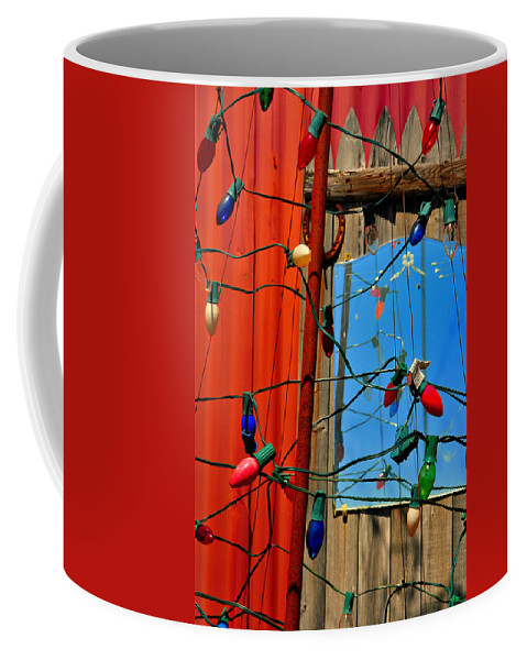 Skip Hunt Coffee Mug featuring the photograph Electric Lady Land by Skip Hunt