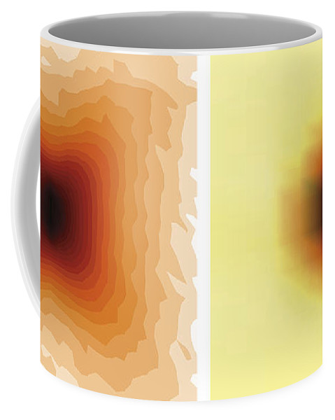 Science Coffee Mug featuring the photograph Electroceramics, Pmn And Pzt Crystals by NIST/Science Source