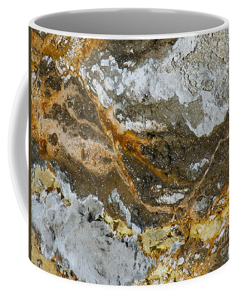 Elements Coffee Mug featuring the photograph Elements by Diane Greco-Lesser