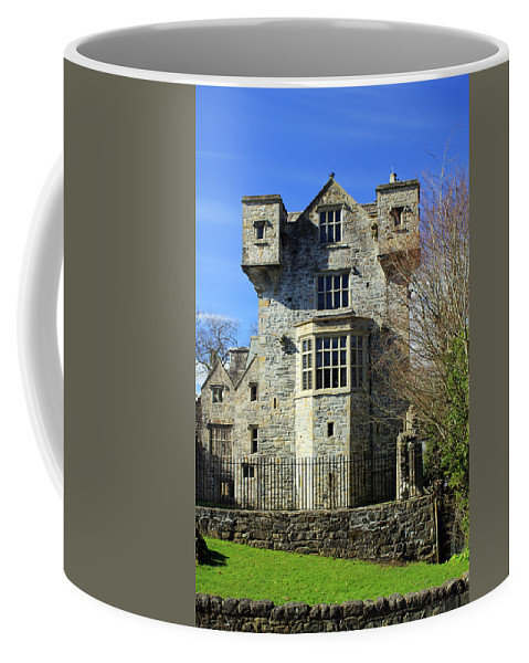 Donegal Castle Coffee Mug featuring the photograph Empty House by Jennifer Robin