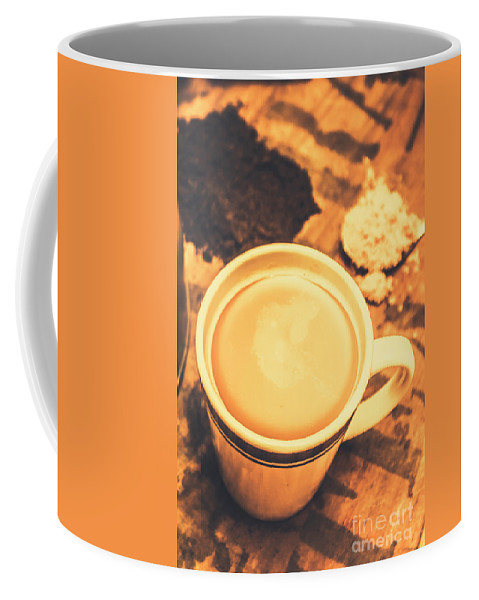 Teacup Coffee Mug featuring the photograph English Tea Breakfast by Jorgo Photography - Wall Art Gallery