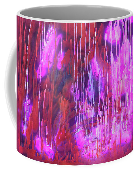 Fusionart Coffee Mug featuring the painting Enlightened Spirit by Ralph White