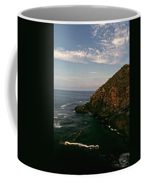 Mexico Coffee Mug featuring the photograph Ensenada Mexico by Gary Wonning