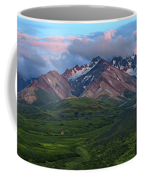 Entranced Coffee Mug featuring the photograph Entranced by Chad Dutson