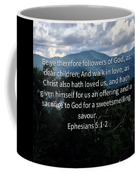 Bible Coffee Mug featuring the photograph Ephesians by Bill Shuman
