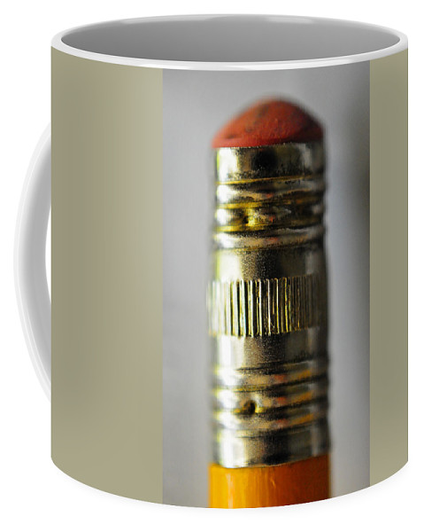 Skip Hunt Coffee Mug featuring the photograph Eraserhead by Skip Hunt