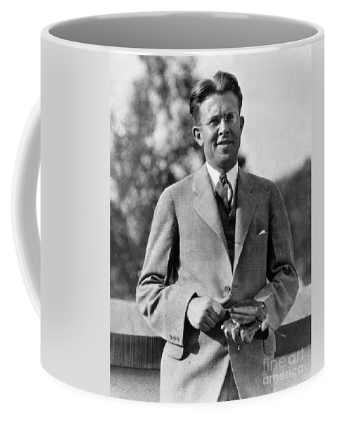 Science Coffee Mug featuring the photograph Ernest Lawrence, American Physicist by Science Source