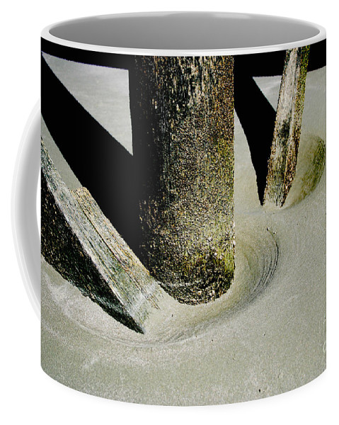 Coffee Mug featuring the photograph Erosion by Jamie Lynn