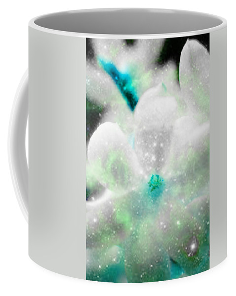 Eternal Coffee Mug featuring the photograph Eternal Serenity by Alex Art and Photo