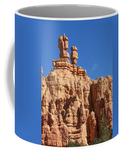 Scenic Coffee Mug featuring the photograph Eternal Vigilance by Greg Hammond