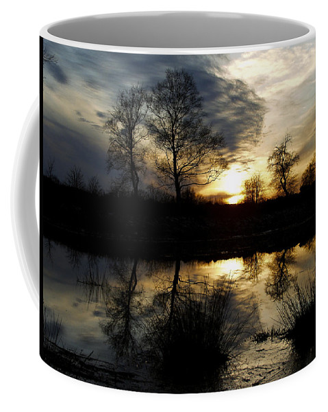 Everglade Coffee Mug featuring the photograph Everglade View by Joachim G Pinkawa