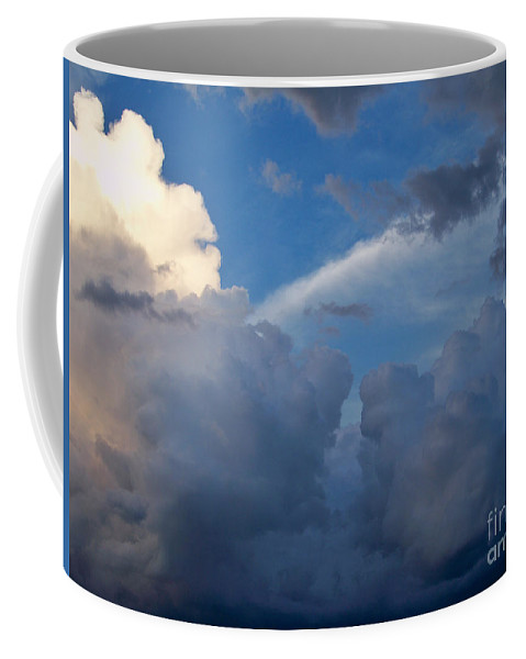 Sky Coffee Mug featuring the photograph Everyday Miracle by Brian Commerford