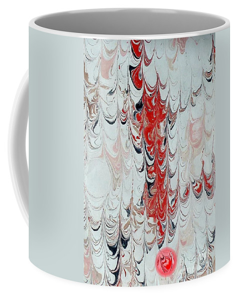 Exclamation Point Coffee Mug featuring the photograph Exclamation by Barbie Corbett-Newmin