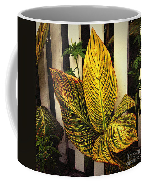 Autumn Coffee Mug featuring the painting Exotica Nova Angliae by RC deWinter