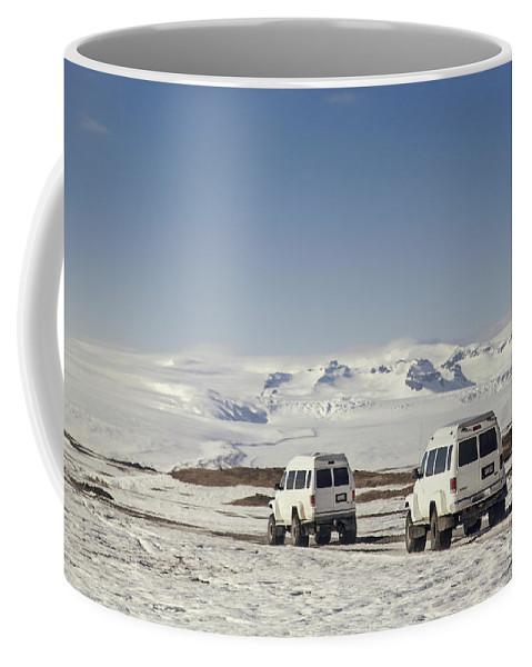Kremsdorf Coffee Mug featuring the photograph Explorers by Evelina Kremsdorf