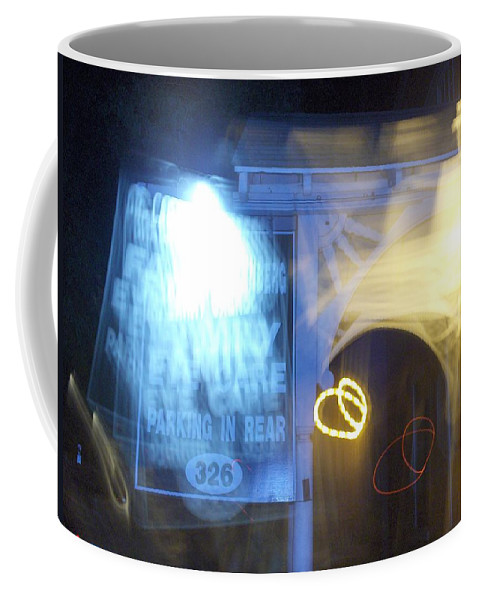 Photograph Coffee Mug featuring the photograph Eye Doctor by Thomas Valentine