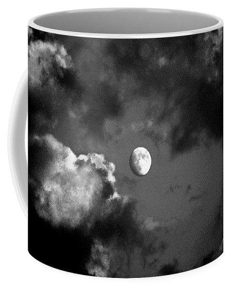 Sky Coffee Mug featuring the photograph Eye In The Sky by Steve Karol