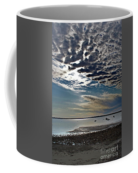 Nature Coffee Mug featuring the photograph Fading Light by Skip Willits