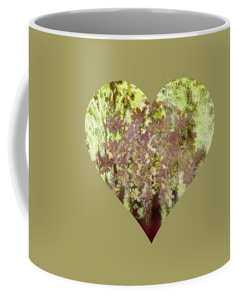 Fading Summer Coffee Mug featuring the photograph Fading Summer by Anita Faye