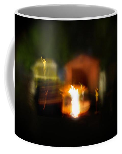 Fairies Coffee Mug featuring the photograph Fairies by John Meader