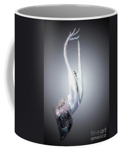 Faith Coffee Mug featuring the photograph Faith by Jacky Gerritsen