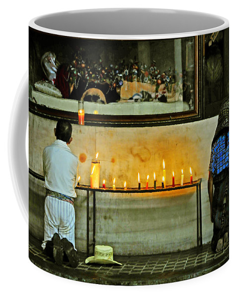 Skip Hunt Coffee Mug featuring the photograph Faith by Skip Hunt