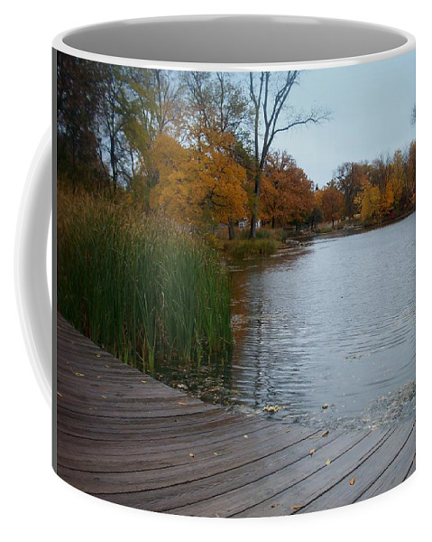 Fall Coffee Mug featuring the photograph Fall Series 10 by Anita Burgermeister