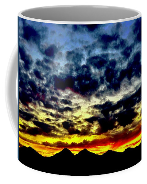 Coffee Mug featuring the photograph Dreaming Sisters by Joy Elizabeth