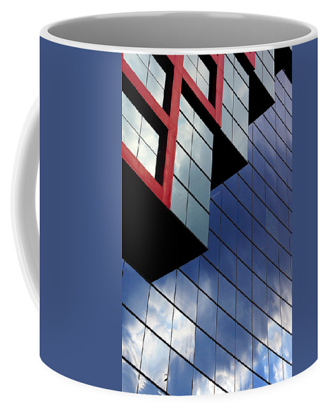 False Flag Coffee Mug featuring the photograph False Flag Df by Skip Hunt
