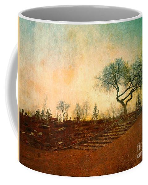 Tree Coffee Mug featuring the photograph Familiar Like Home by Tara Turner