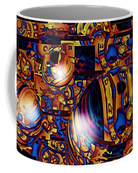 Colorful Coffee Mug featuring the photograph Family Vacation by Dale Crum