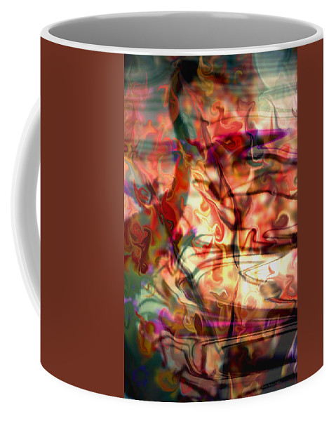 Bright Coffee Mug featuring the photograph Fanta... by Arthur Miller