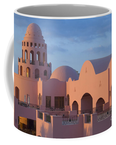 Culture Coffee Mug featuring the photograph Fantasy Castle by Ilan Rosen
