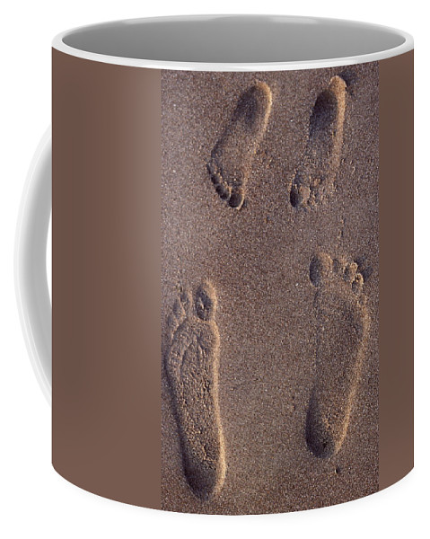 Father And Son Coffee Mug featuring the photograph Father And Son by Cyril Furlan