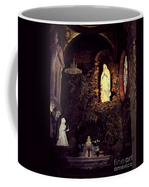 Father Baker Coffee Mug featuring the photograph Father Bakers Refuge by Elizabeth Duggan