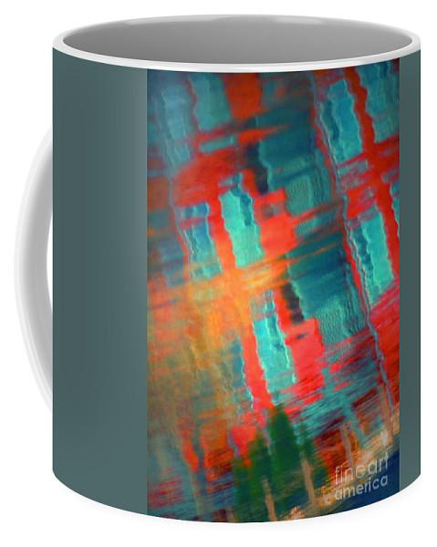 Reflections Coffee Mug featuring the photograph February 15 2010 by Tara Turner