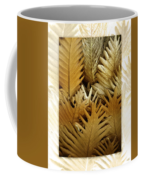 Florals Coffee Mug featuring the photograph Feeling Nature by Holly Kempe