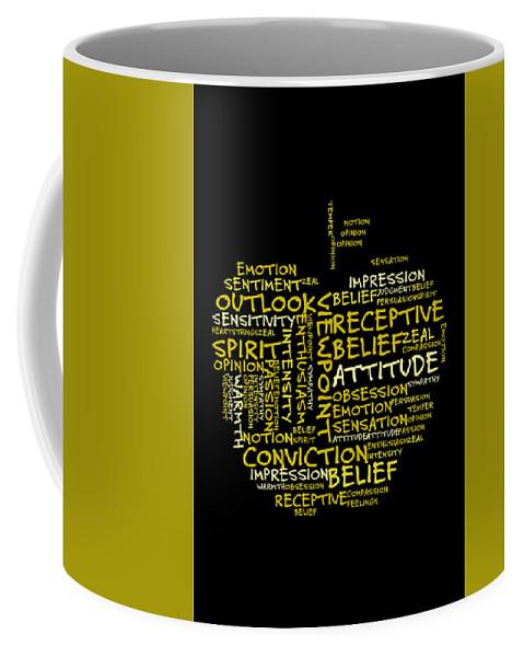 Belief Coffee Mug featuring the photograph Feelings by Janet Fikar