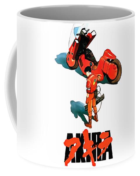 Raf Coffee Mug featuring the digital art Film by Norwe Gijat