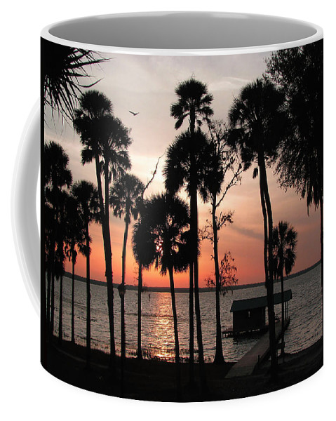 Nature Coffee Mug featuring the photograph Final Glow by Peg Urban