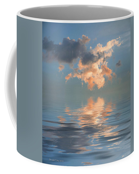 Original Art Coffee Mug featuring the photograph Final Words by Jerry McElroy
