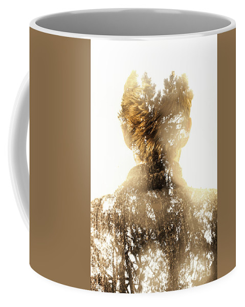 Spiritual Coffee Mug featuring the photograph Finding Spirit Within by Jorgo Photography - Wall Art Gallery