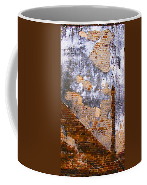 Architecture Coffee Mug featuring the photograph Finger Food by Skip Hunt
