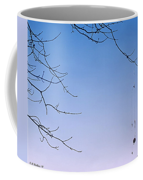 2d Coffee Mug featuring the photograph Fisherman's Trap by Brian Wallace