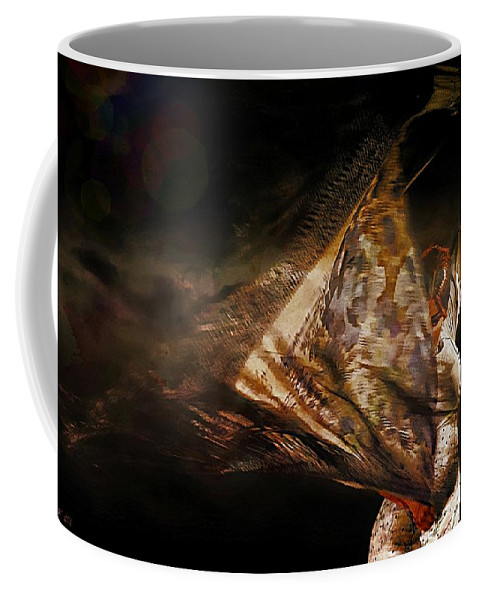 Jean Francois Gil Coffee Mug featuring the photograph Flamenco Traditional Dance by Jean Francois Gil