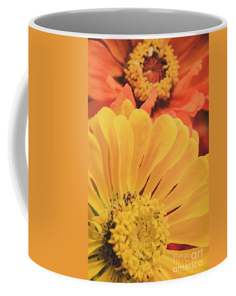 Flower Coffee Mug featuring the photograph Floral 17 by Andrea Anderegg