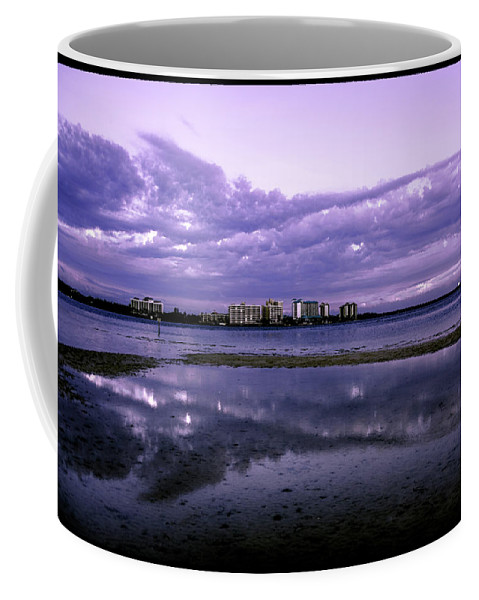 Florida Clouds Coffee Mug featuring the photograph Florida Clouds by Michael Frizzell