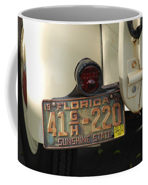 Truck Coffee Mug featuring the photograph Florida Dodge by Rob Hans