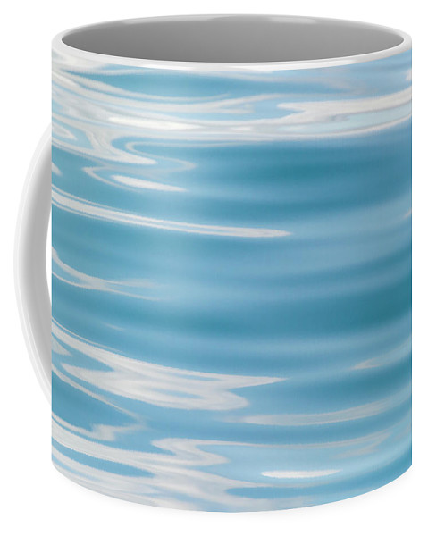 Water Coffee Mug featuring the photograph Flow 3 by Sandra Parlow