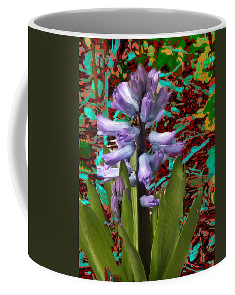 Flowers Coffee Mug featuring the photograph Flower 5 by Tim Allen